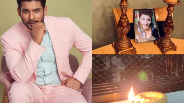 Sidharth Shukla's fans light diyas and candles to keep him alive in their hearts