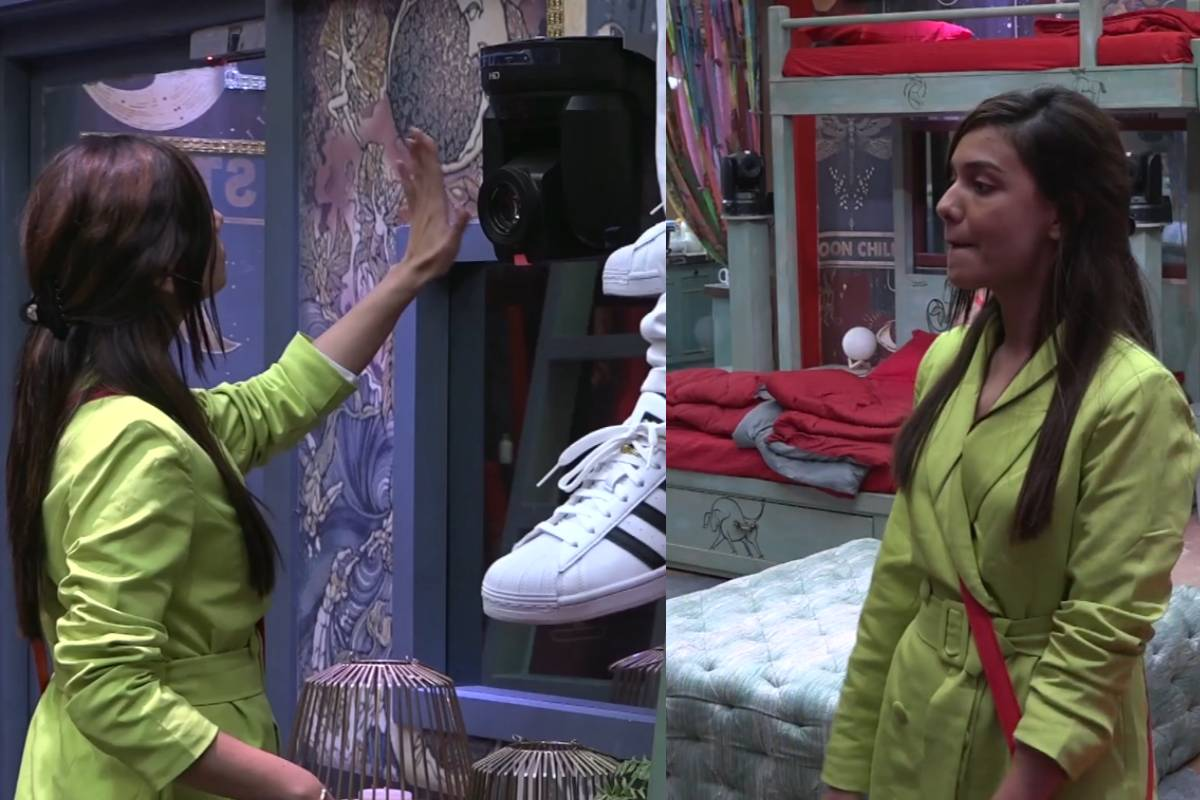 Divya Agarwal is having a tough time in Bigg Boss OTT house; expresses emotions in front of the camera