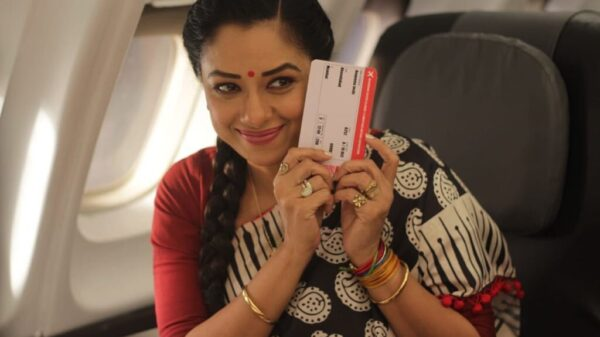 Anupamaa Latest Update: Anupamaa takes off for her first flight, but why is Vanraj worried?