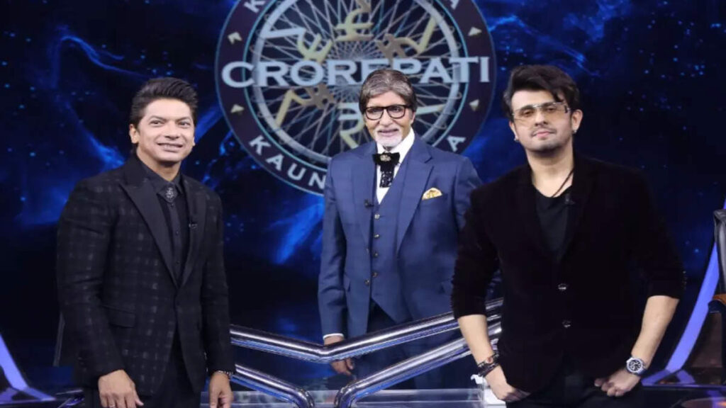 Shaan and Sonu Nigam To Grace KBC 13