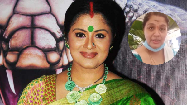 Veteran actress Sudhaa Chandran makes a plea to PM Narendra Modi; Feels hurtful to remove her prosthetic leg at the airport security everytime she travels