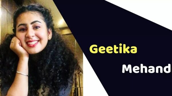 Geetika Mehandru Bucket List: Bungee jumping and taking a hot balloon ride is all on her bucket list