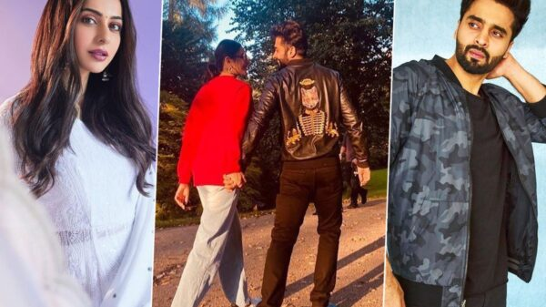 Its Official: Rakul Preet Singh in relation with Jackky Bhagnani