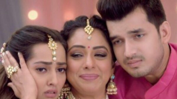 Anupamaa Written Update: Shah family will receive Rohan's apology