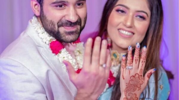 Shireen Mirza's wedding celebration: Shireen Mirza is all set to start a new chapter of her life